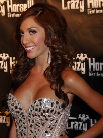 Farrah Abraham Fake Boobs