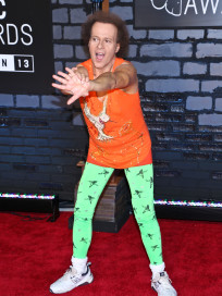 Richard Simmons at the VMAs