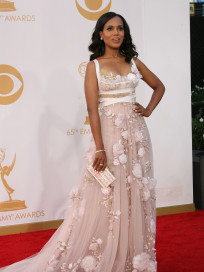 Kerry Washington at the Emmys