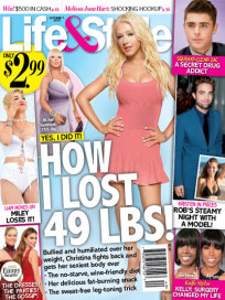 Christina Aguilera Loses Weight
