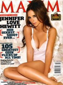 Jennifer Love Hewitt Maxim Cover Pic