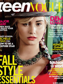 Demi Lovato Vogue Cover