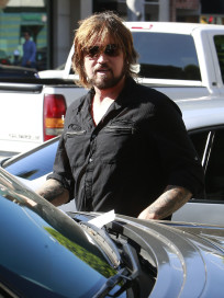 Billy Ray Photograph