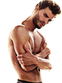 Jamie Dornan Shirtless Pic