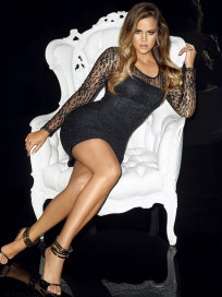 Khloe Kardashian for the Kardashian Kollection