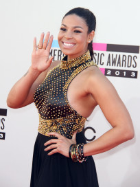 Jordin Sparks at American Music Awards