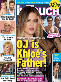 OJ as Khloe Kardashian's Father?