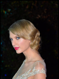 Taylor Swift, Up Hair