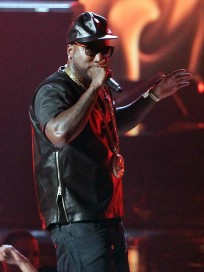 Young Jeezy on Stage