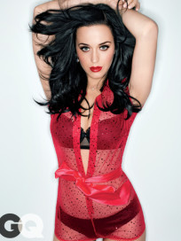 Katy Perry in GQ (February 2014)