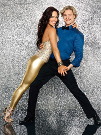 Charlie White and Sharna Burgess