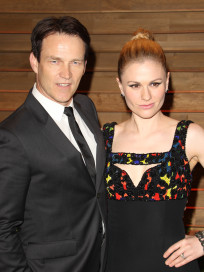 Stephen Moyer and Anna Paquin - 13 Years