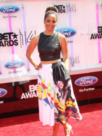 Lartasha Rose BET Awards Photo