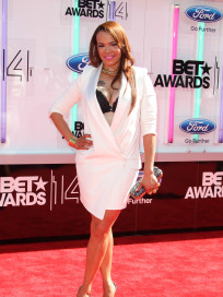 Faith Evans BET Awards Photo