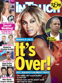 Beyonce and Jay-Z Over?