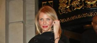 Cameron Diaz Takes a Holiday with Kelly Slater