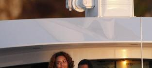 Beyonce and jay z photo