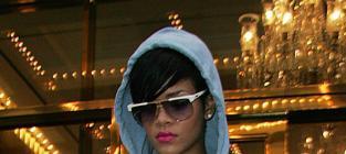Rihanna so hood