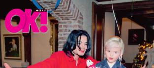 Michael prince and paris jackson