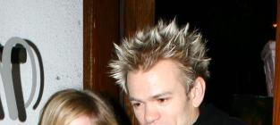 Deryck whibley avril lavigne photo