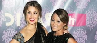 Whitney port lauren conrad photo