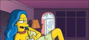 Sexy marge simpson