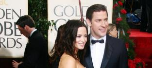 John Krasinski and Emily Blunt: Married!