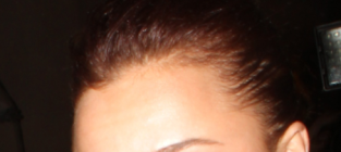 Hayden up close