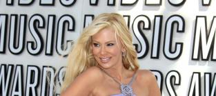 Jenna Jameson, Tito Ortiz Patch Things Up