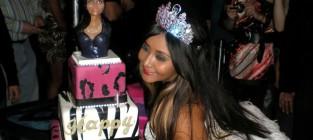 Snooki Birthday Cake