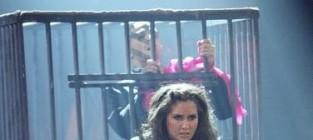 Caged bristol