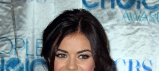 Lucy Hale at the PCAs