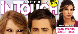 Jake Gyllenhaal: Touching the Arm of Camilla Belle!