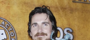Christian bale short hair
