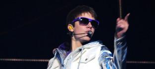 Justin bieber in birmingham