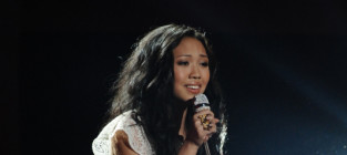 Thia Megia and Naima Adedapo React to American Idol Elimination