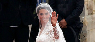 28 Celebrity Wedding Dresses We Love