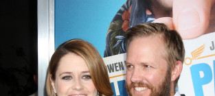 Jenna fischer and husband