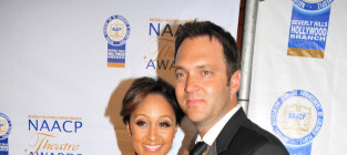 Jason and Molly Mesnick Renew Wedding Vows!