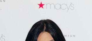 Kim Kardashian Shills for New Fragrance