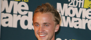 Tom felton wins