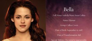 Bella Swan Character Card