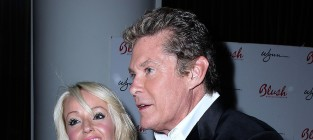 David Hasselhoff, Girlfriend Hayley Roberts Argue; Security Called