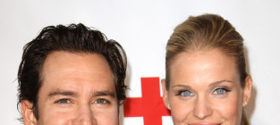 Mark-Paul Gosselaar and Catriona McGinn: Engaged!