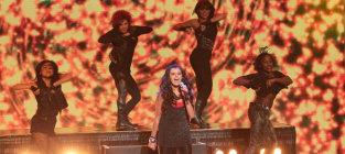 Rebecca Black on America's Got Talent