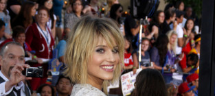 Dianna agron premiere photo