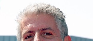 Anthony bourdain photo