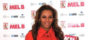 Melanie Brown and Stephen Belafonte: A Happy Couple