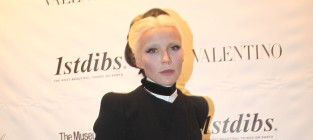 Daphne Guinness on Food: Who Needs It?!