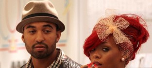 Matt Kemp, Rihanna Picture
